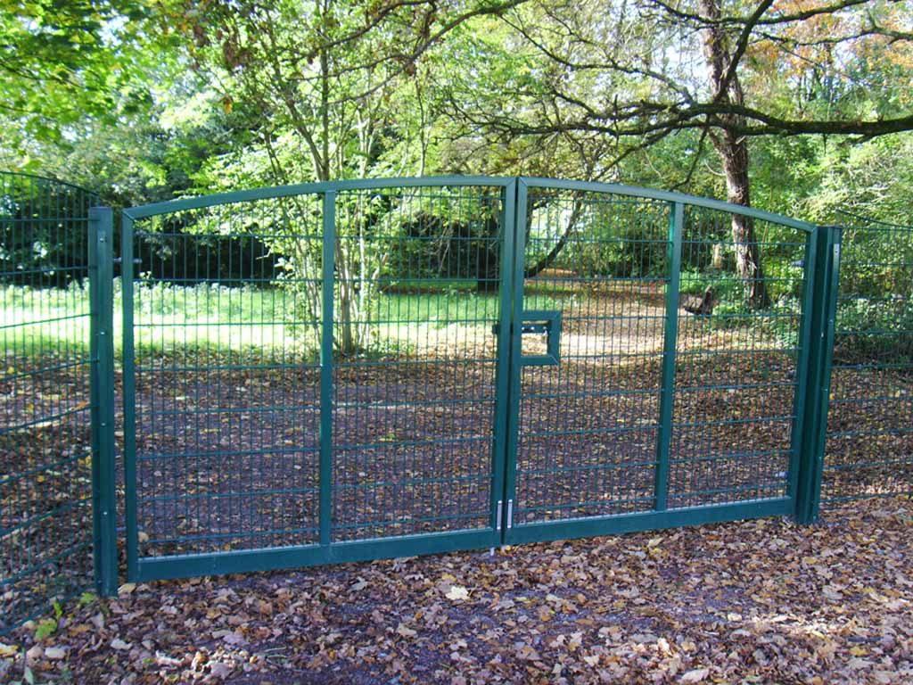fencing Hampshire