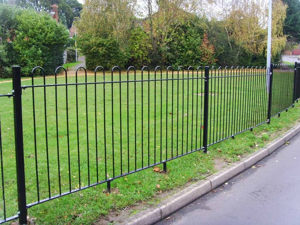 wrought iron gates Winchester