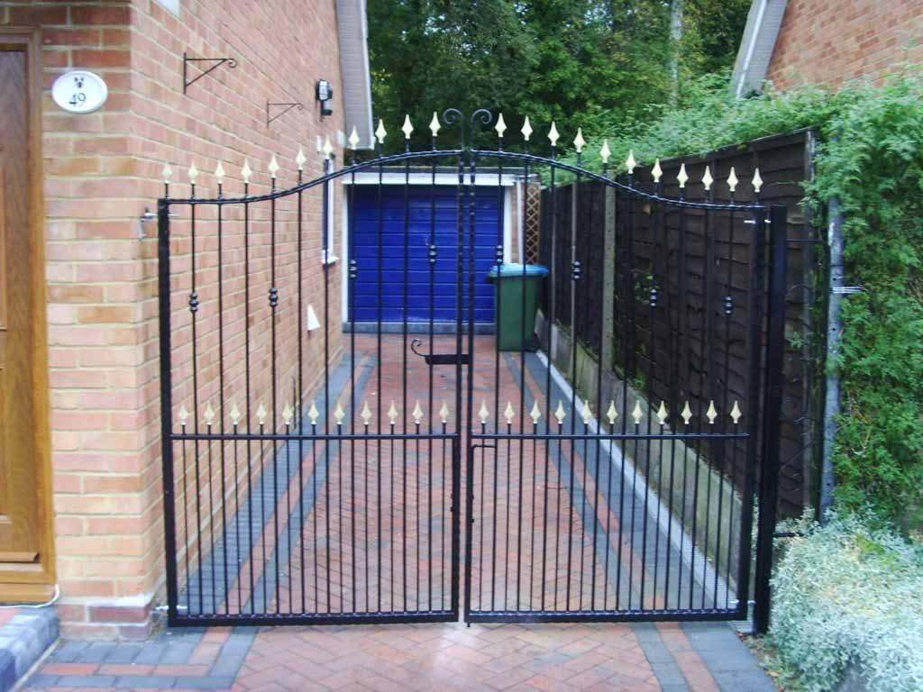 wrought iron gates southampton