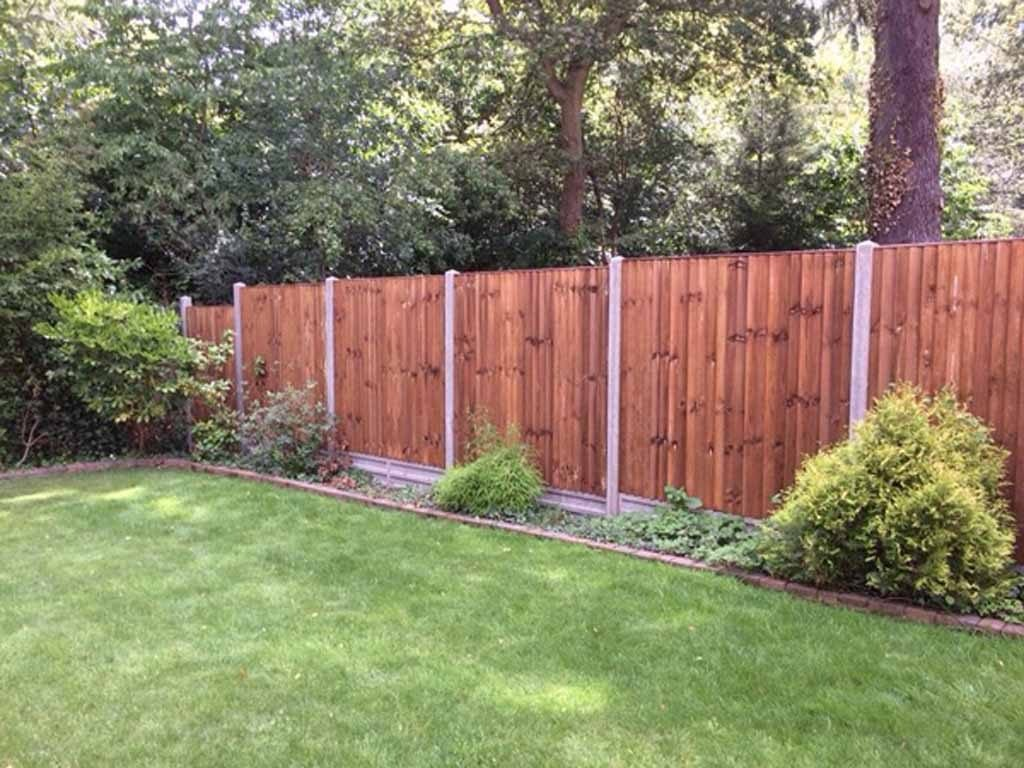 fencing contractors hampshire