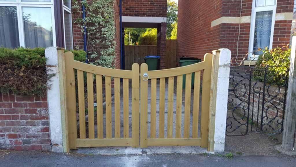 Gates in Southampton